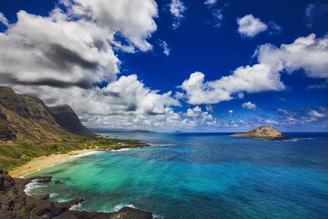 Makapu'u Beach - Makapu'u Point